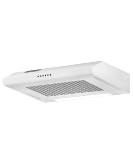 Fisher and Paykel HF60LW4 60cm Standard Rangehood