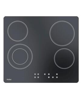 HAIER HCE604TB2 Ceramic 4 zone Cooktop 60cm