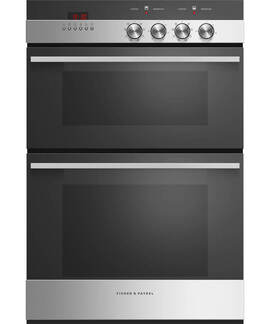 Fisher & Paykel OB60B77DEX3 Double Built-in Oven 60cm